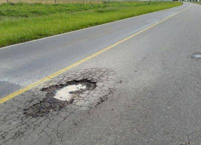 """""""Las rutas de la Provincia son muy peligrosas y en la última década no se hizo nada"""""""