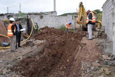 La Justicia autorizó a Agua Potable de Jujuy a iniciar las reparaciones de acueducto
