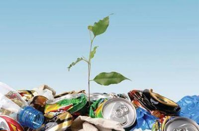La separación de los residuos sólidos urbanos
