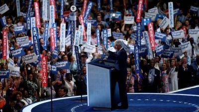 Hillary Clinton hace historia: es la primera candidata a la Casa Blanca