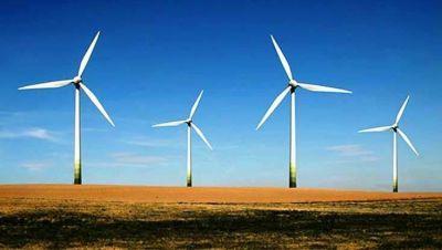Tres parques eólicos neuquinos podrán acceder a financiamiento