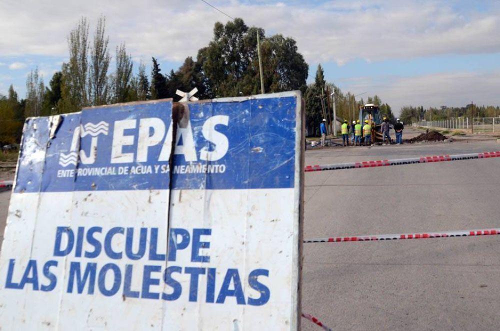 Denuncian contratación irregular en el EPAS