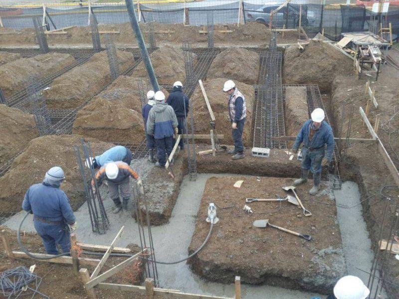 Los trabajadores de la construcción acceden a un subsidio