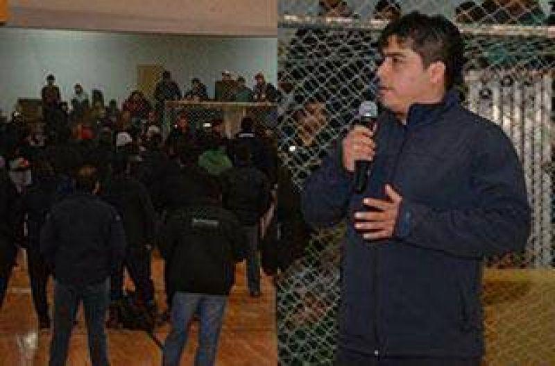 Vidal apunt� contra �la falta de participaci�n y acompa�amiento del sector pol�tico�