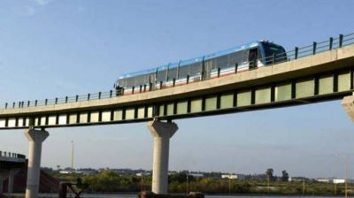 La primera etapa del Tren al Desarrollo se inaugurará en septiembre junto con el Nodo