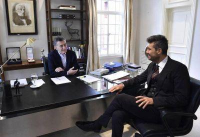 Snapchat y risas c�mplices: lo qu� dej� el encuentro entre Mauricio Macri y Marcelo Tinelli