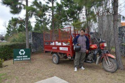 Los Recuperadores Urbanos y Bioléctrica impulsan la transformación de residuos orgánicos en energía