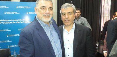 Hoyos participó junto a los ministros Cano y Buryaile de reunión sobre Plan Ganadero