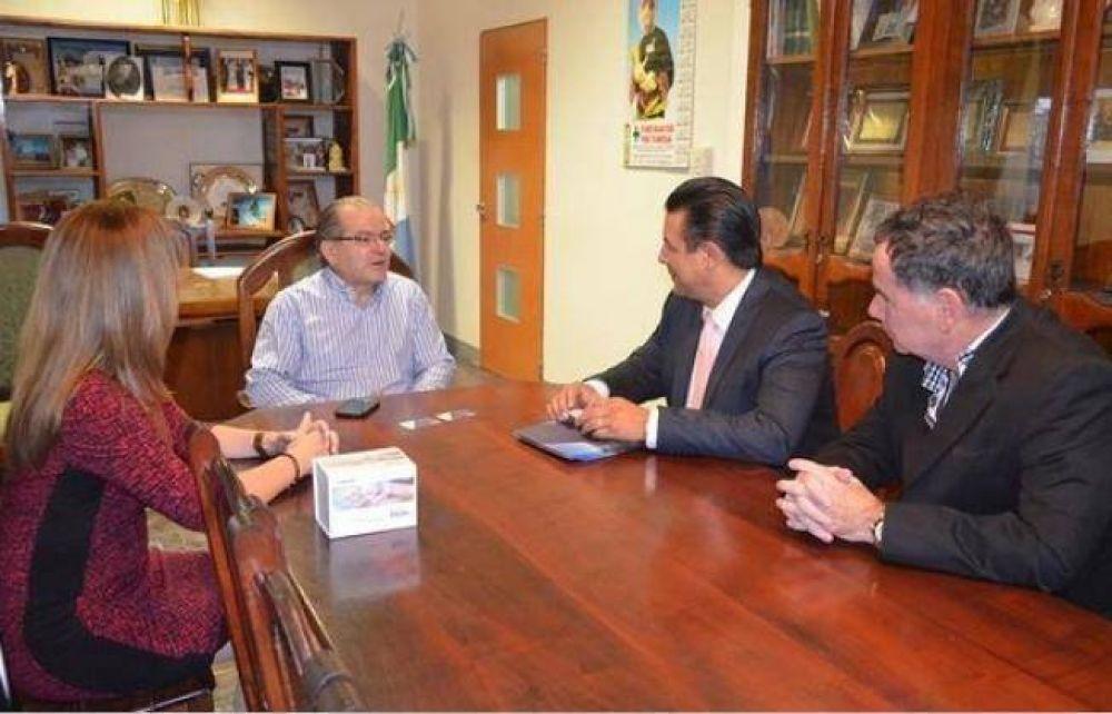 Inversores estadounidenses evalúan instalarse en Sáenz Peña
