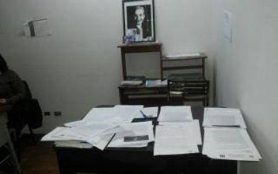 Luján: Robo y destrozos en oficinas del bloque del Frente Renovador