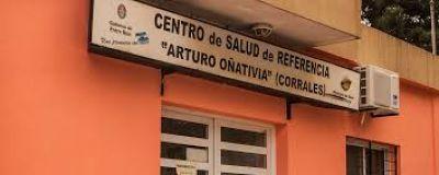Tras sufrir un robo, trabajadores del Centro de Salud Oñativia de Paraná redujeron el horario de atención