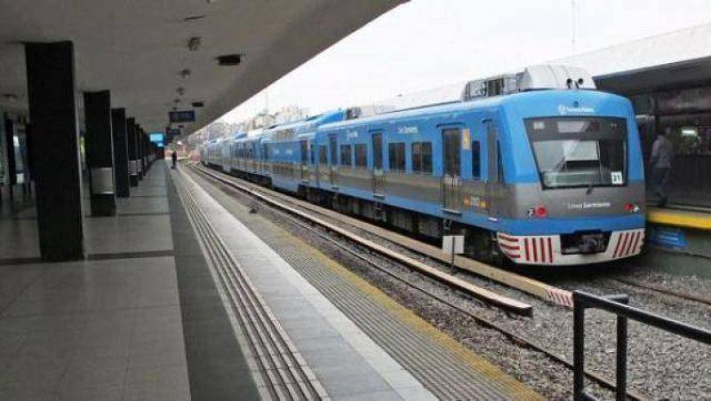 El tren Sarmiento no funcionará este jueves