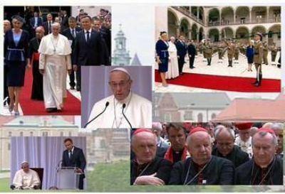 A la luz de los principios cristianos que la han inspirado, Polonia sepa avanzar en su camino, deseo del Papa a las Autoridades