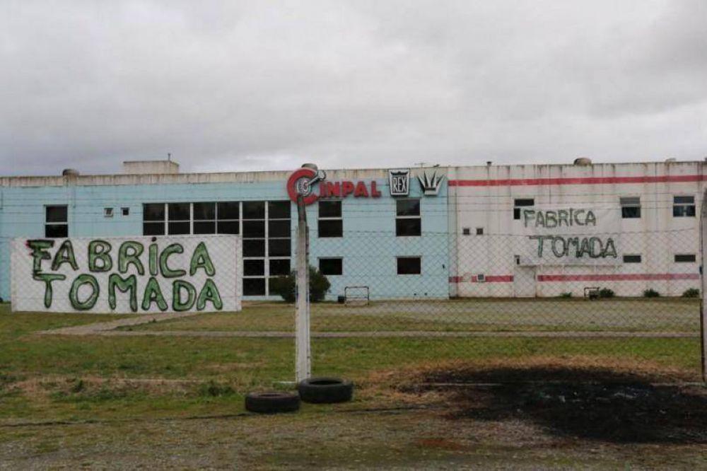 Se agravó la situación de Cinpal con la toma de la fábrica por parte de los trabajadores