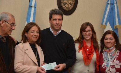 Subsidios: 4 instituciones de San Juan recibieron dinero del Congreso