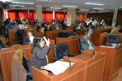 Diputados autoriz� la toma de un cr�dito por 780 millones