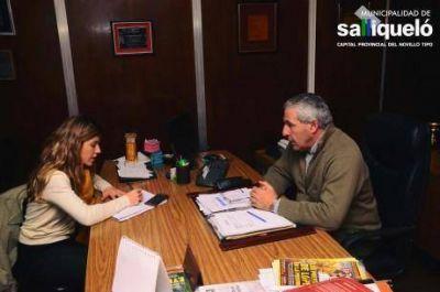 Una concejal de Tres Arroyos que responde al gobierno bonaerense recorre la 6ta Sección Electoral