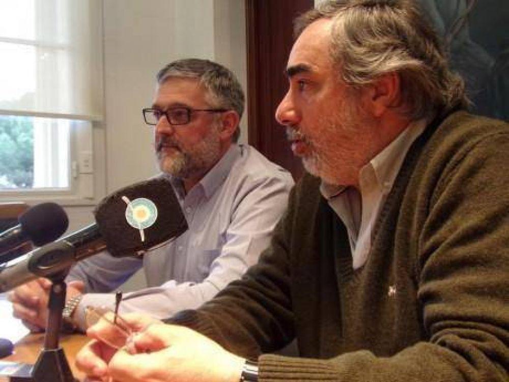 El ministro de Trabajo fue interiorizado del conflicto que UATRE mantiene con empresa de Trenque Lauquen