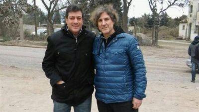 Boudou fue a la cárcel de Jujuy a visitar a Milagro Sala