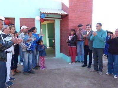 Las viviendas sociales llegaron a Santa Elena y San Javier