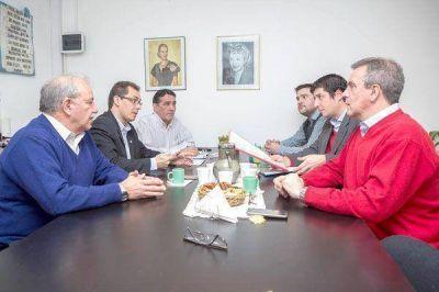 El Gobierno inició las conversaciones con referentes del MPF