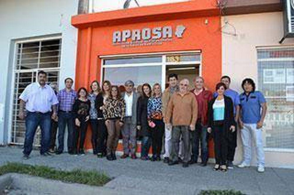 APROSA anunció que presentará la documentación requerida a la Secretaría de Estado de Trabajo