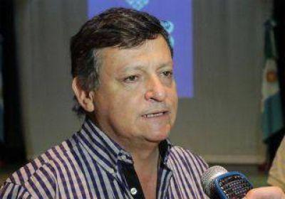 Peppo llamó a construir un nuevo frente político