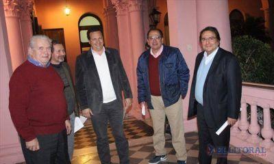 """Colombi: """"La unificación es el objetivo primordial de la reforma constitucional"""""""
