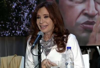CFK mont� su propio show y reconoci� que Elisabet