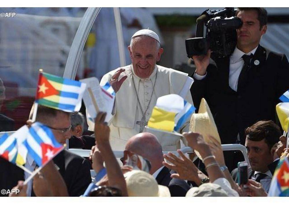 Video mensaje del Papa a jóvenes cubanos reunidos en La Habana para celebrar un encuentro de la juventud