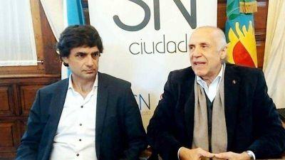 Lacunza firmó acuerdos que benefician a San Nicolás