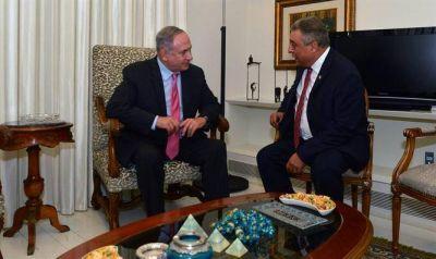 Netanyahu aprecia los esfuerzos de paz de Al-Sisi
