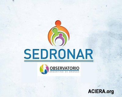 Aciera Participa del Observatorio Argentino de Drogas de la Sedronar