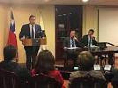Chile se sum� al Pacto de San Antonio de Padua nacido en Merlo