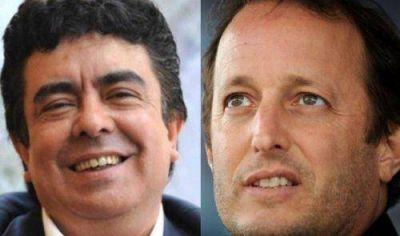 Tensión en el PJ Bonaerense por la pelea entre Insaurralde y Espinoza