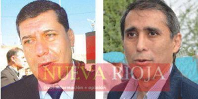El gobernador Sergio Casas se reunió con el intendente Paredes Urquiza
