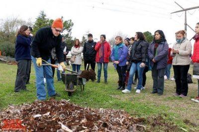3° Edición de los cursos de Huerta Orgánica en Berazategui