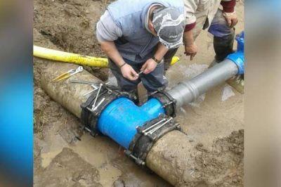 Se normalizó el suministro de agua en Villa Delfina y barrios aledaños