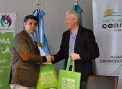 CEAMSE y Municipalidad de Vicente López firmaron convenio de colaboración