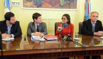 Se firmó importante convenio entre el Gobierno y la CEPAL