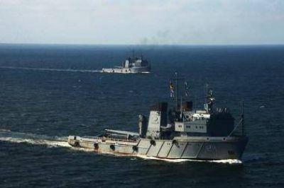 China y la Federaci�n Rusa realizar�n maniobras navales conjuntas