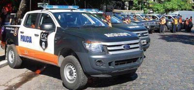 En Brown, un policía denunció a sus jefes por corrupción
