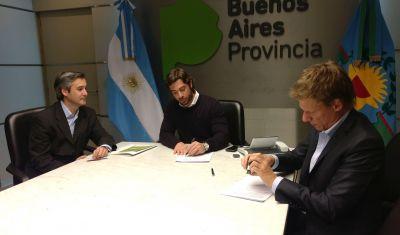 Ministerio de Gobierno y Arba firmaron Convenio para mejorar la Gestión Pública Provincial