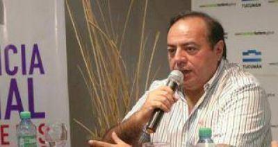 """""""La intensidad de la dirigencia sindical en Tucumán es baja"""""""