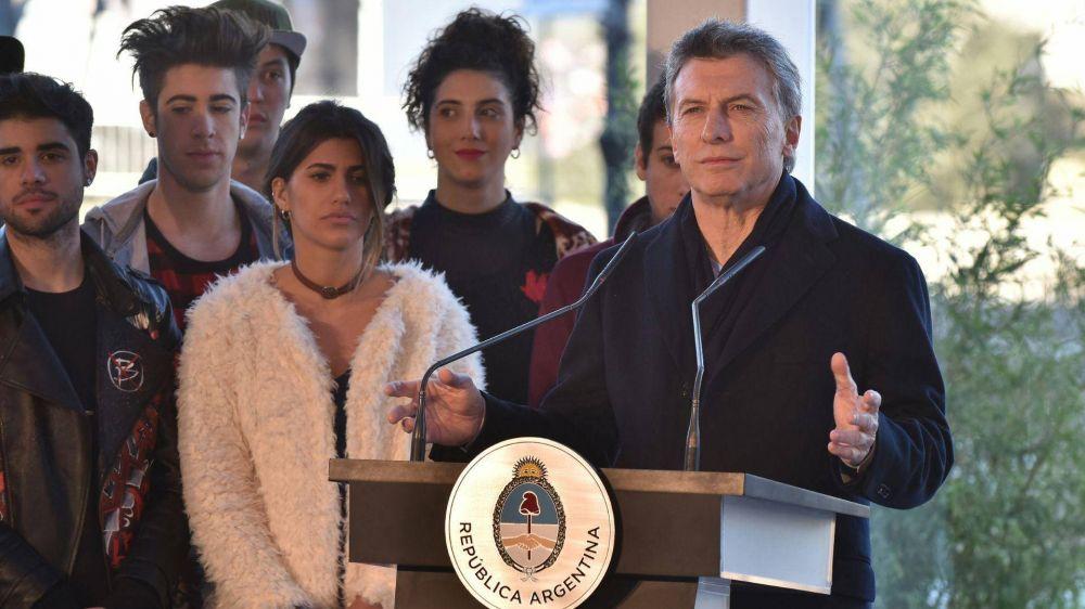 Macri ratifica hoy su alianza con el campo, 15 años después de la última participación de un presidente en la Rural