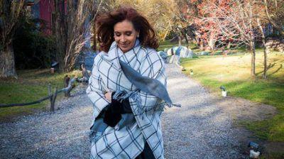 Cristina Kirchner sufri� una ca�da y se fisur� una costilla