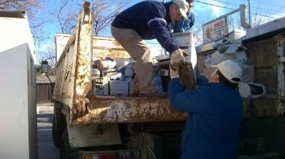 Luján ecológico: el departamento recicló 4.000 kilos de basura electrónica