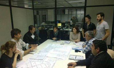 Más obras de PROMEBA en cinco barrios de Concordia
