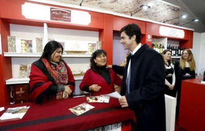 Urtubey acompañó a productores salteños en la Expo Rural en Buenos Aires