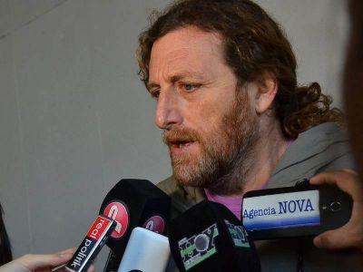 De Isasi: �Finocchiaro deber�a devolver los descuentos en vez de amenazar como patotero de esquina�